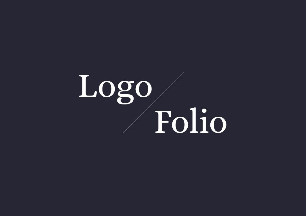 Illustration logofolio - Julie Landais, création d'identité visuelle et site internet