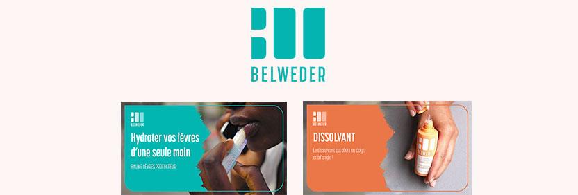 Visuels de réseaux sociaux Bellweder - miniatures youtube - Julie Landais